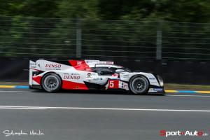 La Toyota #5 de Sébastien Buemi