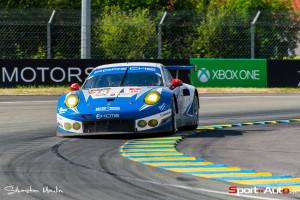 La Porsche 911 #78 de Joël Camathias