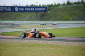 Moritz Mueller-Crepon: Fourth race weekend ADAC Formula 4 Oschersleben