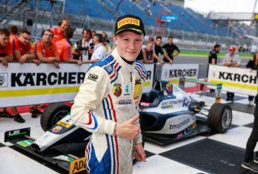 ADAC Formel 4 – Fabio Scherer remporte sa première victoire