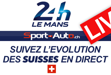 LIVE – 24h Mans 2017 – La course des Suisses en direct…