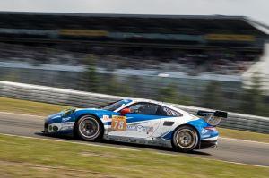Car # 78 / KCMG / HKG / Porsche 911 RSR - WEC 6 Hours of Nurburgring - Nurburgring - Nurburg - Germany