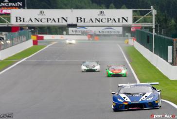 Retour sur la première saison de pilote officiel Lamborghini GT3 de Patric Niederhauser