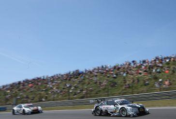DTM – Nico Müller associé à Mattias Ekström au sein du Audi Sport Team Abt Sportsline, l'Audi RS5 DTM présentée au salon de Genève