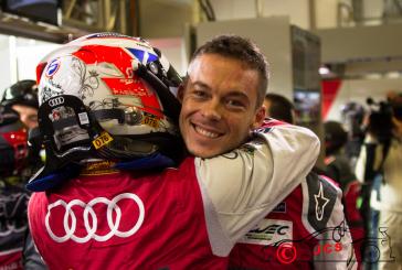 FIA WEC – Marcel Fässler en pole au Nürburgring