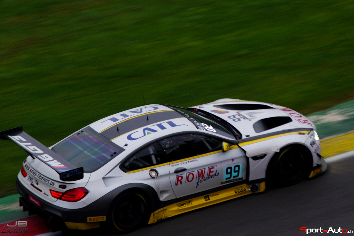 sensational victory in spa francorchamps bmw m6 gt3 celebrates overall win on its 24 hour debut. Black Bedroom Furniture Sets. Home Design Ideas