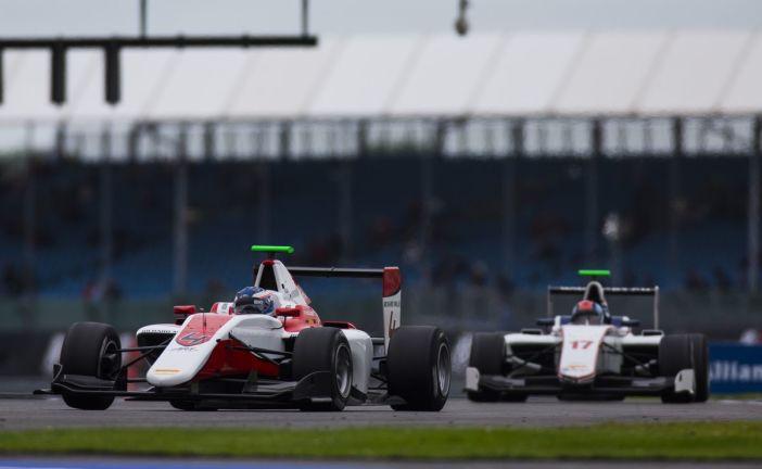 GP3 – Ralph Boschung de nouveau dans les points