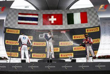 GP3 – Ralph Boschung remporte sa première victoire