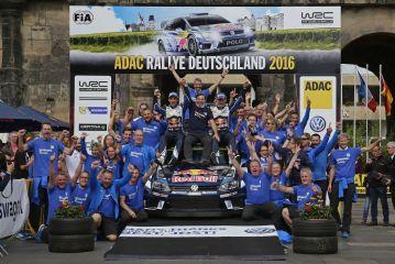 Super, Seb! Volkswagen siegt beim Heimspiel in der Rallye-WM