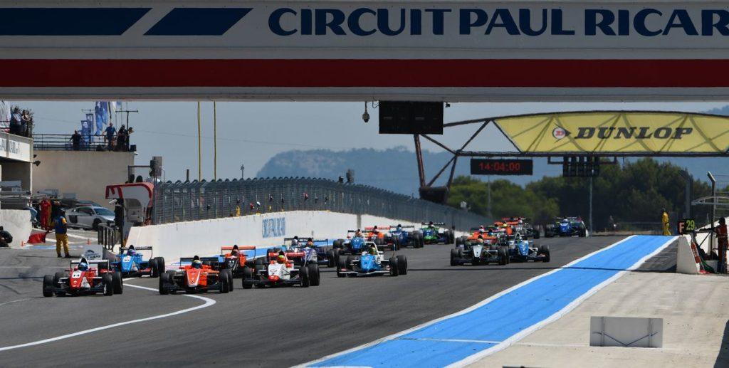 START Formule Renault 2.0,during the 2016 ELMS European Le Mans Series  at Paul Ricard HTTT, Le Castellet France, August 26 to 28  - Photo Marc de Mattia / DPPI