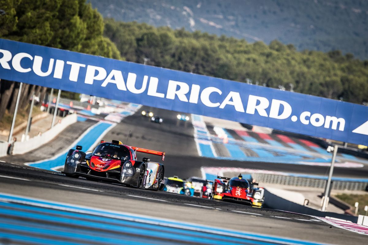 Le Castellet Circuit : Technical trouble for race performance at le castellet sport auto.ch