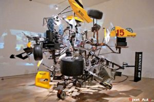 04-Pit-Stop de Jean Tinguely@Photo Laurent Missbauer