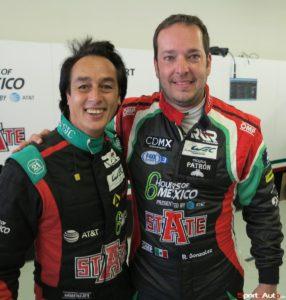 08-Antoine Moser (a g.) et Ricardo Gonzalez@Photo Laurent Missbauer