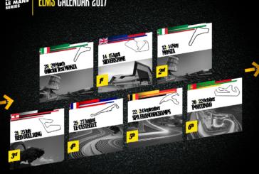 L'ELMS joue la carte de la stabilité pour le calendrier 2017