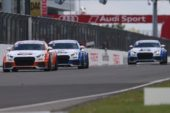 Sommerpause ade: Audi Sport TT Cup mit hochkarätigen Gaststartern am Nürburgring