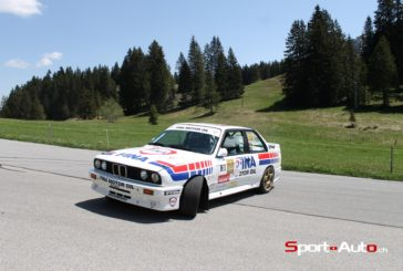 Rallye du Picodon – La famille Bérard brille en terres françaises