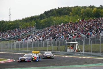 DTM – Ekström wins Sunday race in Budapest, Exclusion for Juncadella and Wittmann