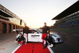 Shootout at the Lausitzring: Porsche Junior for the Carrera Cup Deutschland