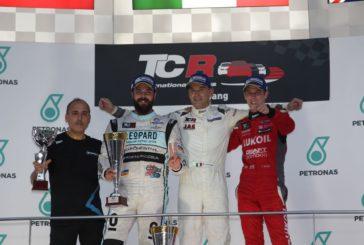 TCR – Stefano Comini reprend la tête du championnat au terme d'une course animé