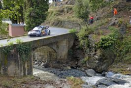 WRC – 10,000 corners and a duo with its sights set on the title