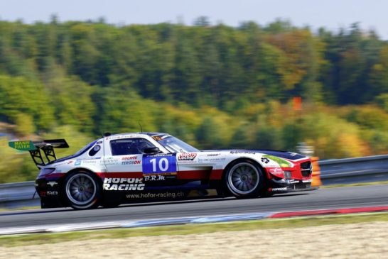 24H Series teams' and drivers' titles for Hofor Racing