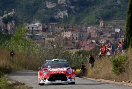 Craig Breen ends Rally de España in the top 10