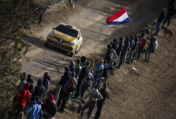 WRC – Rallye d'Espagne/Catalunya : podium WRC3 pour Michaël Burri ! (Vidéo)