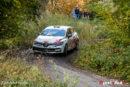 RIV 2016 : Clio R3T Alps Trophy : Cédric Althaus – Jessica Bayard 3e du Championnat Suisse des Rallyes 2016