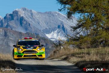 RIV 2016 : Carron remporte enfin «son» Rallye !