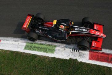 Formula V8 -Podium et gros points pour Louis Delétraz à Monza