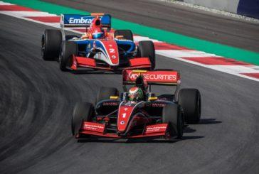 Formula V8 – Louis Delétraz réduit l'écart au championnat