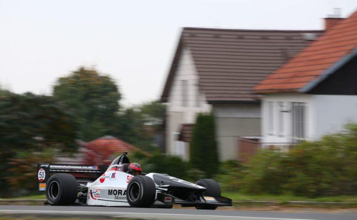FIA Hill Climb Masters – Faggioli, Moran et Peruggini les plus rapides des essais à Šternberk