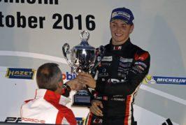 Carrera Cup – Jeffrey Schmidt won in Hockenheim