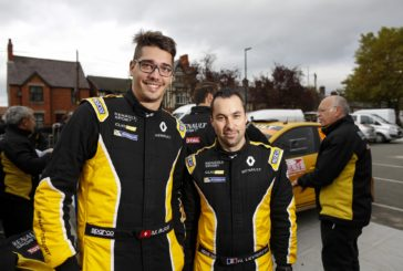 WRC3 : Michaël Burri – Anderson Levratti concluent la saison en Grande-Bretagne