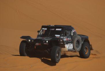 Rallye du Maroc : une Suissesse à une roue du podium