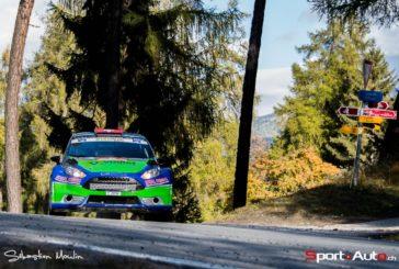 Championnat de Suisse des Rallyes : Pascal Perroud remet le couvert
