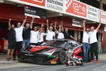 Blancpain GT Series – Kessel Racing champion Pro-Am