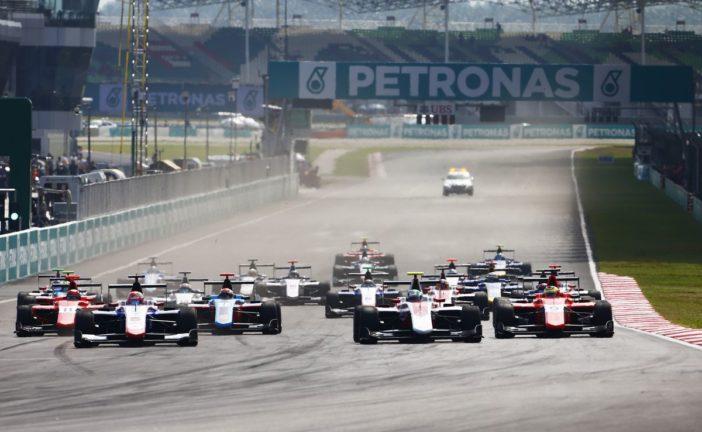 GP3 – Le Jenzer Motorsport au pied du podium de Sepang
