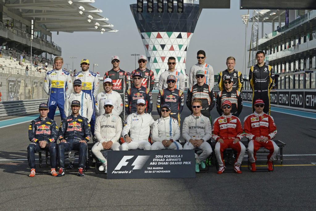 GP ABU DHABI F1/2016 - ABU DHABI 27/11/2016 © FOTO STUDIO COLOMBO PER PIRELLI MEDIA (© COPYRIGHT FREE)