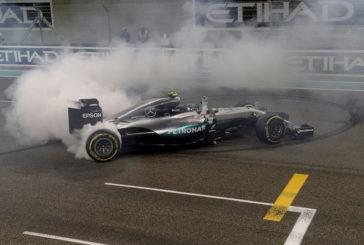 F1- GP Abu Dhabi: Nico Rosberg Champion du Monde