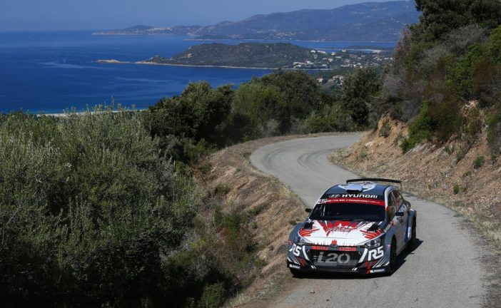 The New Generation i20 R5 takes victory at Rallye du Var