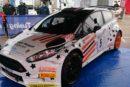 Premiers tours de roue en R5 pour Michaël Burri