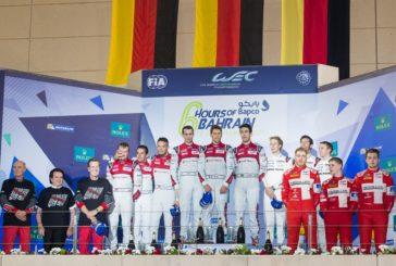 FIA WEC – Audi clôt 18 saisons en LMP par un doublé