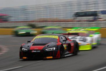 Laurens Vanthoor remporte la FIA GT World Cup de Macau
