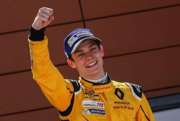 Formule V8 3.5 – Le titre glisse entre les doigts de Louis Delétraz