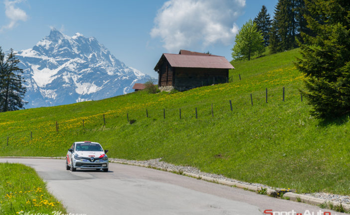 Le Rallye du Chablais atteint un nouvel échelon international !