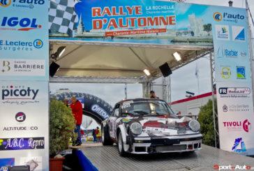 Julien Texier et Jérémie Ollivier remportent le 18ème Historic Charente-Maritime
