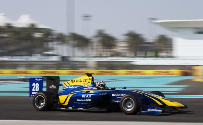 GP2 – GP3 : Kevin Joerg au pied du podium de Yas Marina, Louis Delétraz fait ses débuts en GP2