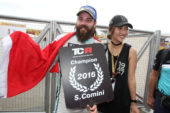 Stefano Comini remporte un deuxième titre en TCR International Series