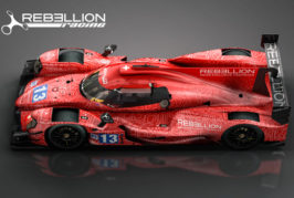Rebellion Racing confirm Stéphane Sarrazin for the 24 hours of Daytona